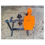 Steel gun targets
