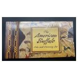 The American Buffalo Coin & Currency Set