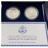 2001 American Buffalo Commemorative Coins