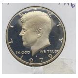 1979 S T2 PR68 Kennedy Half Dollar
