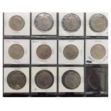 1776-1976 Kennedy Half Dollars