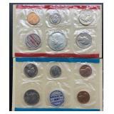 1969 U.C. Uncirculated Coin Set