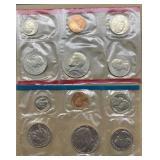 1979 U.S. Mint Uncirculated Coin Set