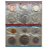 1978 U.S. Mint Uncirculated Coin Set