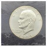 1973 S Eisenhower U.S. Proof Dollar