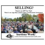 Selling with Sherwood Auction Service