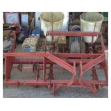International 2 Row Planter 3 Point Hitch