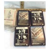 The Beatles 8 Track Tapes
