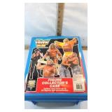 WF World Wrestling Federation Figurines