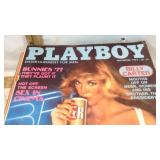 Collectible Playboy Magazines