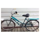 Ladies Vintage Western Flyer Bicycle