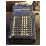 Vintage Calculator Adding Machine