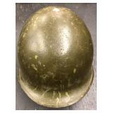 Vietnam Military Issued Helmet w/insert