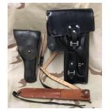 Gun Holsters & Knife Sheath