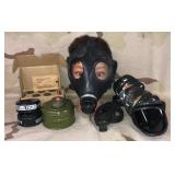 Gas Mask & Supplies