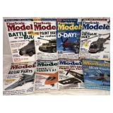 Fine Scale Modeler Magazines