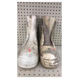Used Mickey Mouse Boots size 12R