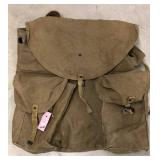 WWII Military Issued Backpack
