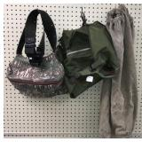 Military Field Bags/Stuff Bag