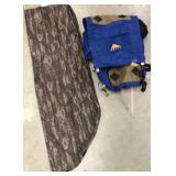 Bow Case & Kelty Bag