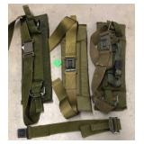 Military Back Support Belts