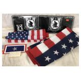 Wounded Warrior License Plates & Flags