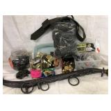 Large Lot of Military Odds & Ends