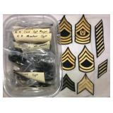 Army Military Rank Chevrons