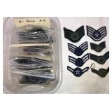 Air Force Military Rank Chevrons