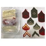 Marine Corp Military Rank Chevrons