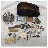 Military items & trinkets