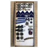 Military Uniform Pins
