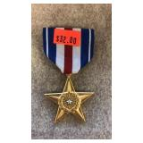 US Army Silver Star Medal