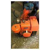 8 HP, 3 in gas operated trash pump