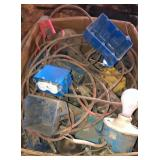 Box of Electrical Items
