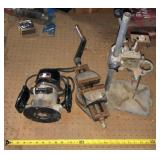 Drill Press, Router & Table Vise Grip