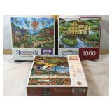 Hometown Gallery Puzzles