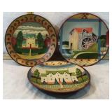 Jim Shore Decorative Plates