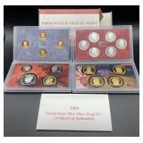 2009 U.S. Mint Silver Proof Set