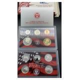 2002 U.S. Mint Silver Proof Set