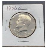 1777-1976 S Kennedy Half Dollar