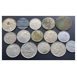 Brasil Coins, Variety Types & Dates