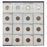 16 - 1919 S Wheat Pennies