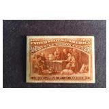 Columbus At LaRabida 30 cent Stamp 1893