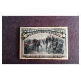 Recall of Columbus 50 cent Stamp 1893