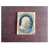 U.S. 1 cent Stamp