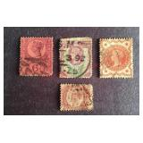 Great Britain Stamps QTY 4