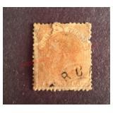 Correos Y Telegrafos 15 Centimos stamp