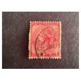 Natal Postage One Penny Stamp