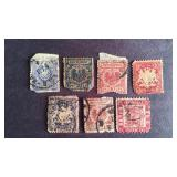 Germany Stamps QTY 7